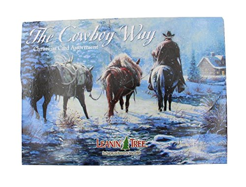 Leanin Tree The Cowboy Way Assorted Cards ()