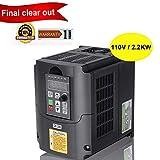 CNC 110V 2.2KW VFD Spindle Inverter 2200W