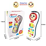 Gift for 9-12 Months Baby, Remote Control Toy for 1-4 Year Old Boys Girl Gift for 12-18 Month Girls Kids Toys for 2 Year Old Toddler Birthday Gift for Girl Age 1 Toy Gift for 3-9 Month Babies