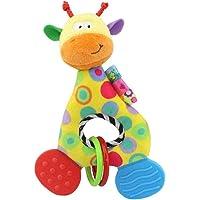 Bao Xiang Bijtring Newborn Speelgoed Zacht Pluche Speelgoed Mooi Bijtspeeltje Giraffe 1Pc