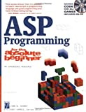 img - for ASP Programming for the Absolute Beginner book / textbook / text book