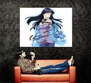 XJ1636 Naruto Hyuuga Hinata Anime Manga Art HUGE GIANT WALL Print POSTER