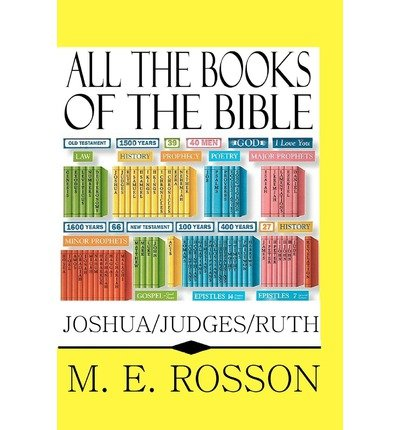 Download All the Books of the Bible: Volume Six-Joshua-Ruth (Paperback) - Common ebook