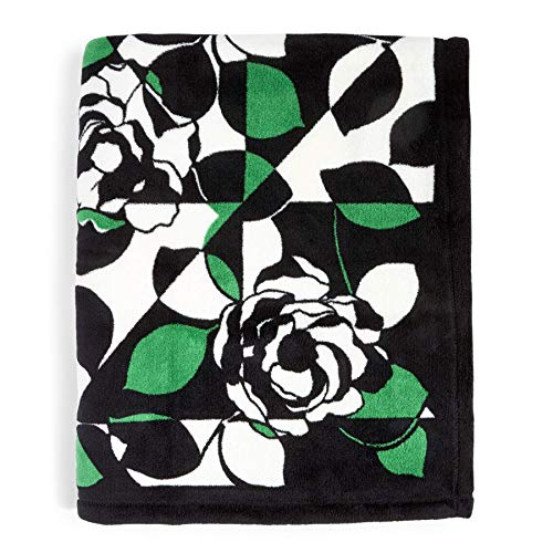 Vera Bradley Throw Blanket, Imperial Rose