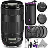 Best Canon Lens For Sports - Canon EF 70-300mm f/4-5.6 IS II USM Lens Review