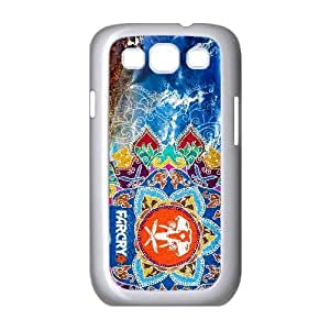 Generic for Samsung Galaxy S3 9300 Cell Phone Case White Far Cry 4 Custom HAKHAOKHG4303
