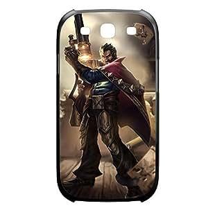 Graves-002 League of Legends LoL case cover HTC One M8 Plastic Black