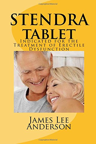 STENDRA Tablet: Indicated for the Treatment of Erectile - Citrate Viagra Sildenafil