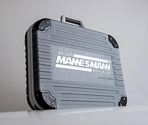 1//2 Steckschl/üsselsatz 1//4 M98450 Mannesmann 232-tlg