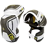 Warrior Junior Dynasty AX2 Hockey Elbow Pads, Large/X-Large