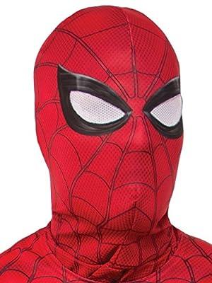 Rubie's Costume Co - Spider-Man Homecoming - Spiderman Hood- Adult