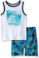 The Children's Place Big Boys' Sports Pajamas Set