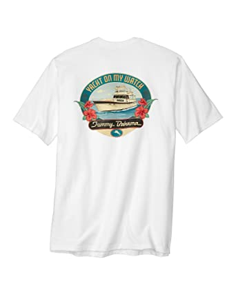 0148955be5 Tommy Bahama TR214826 Mens Yacht On My Watch Tee