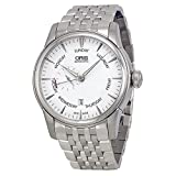 Oris Artelier Silver Dial Steel Mens Watch 745-7666-4051MB