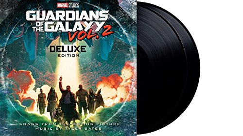 Guardians of the Galaxy, Vol. 2 (Songs From the Motion Picture) (Deluxe Edition) (Guardians Of The Galaxy Vol 2 Soundtrack Vinyl)