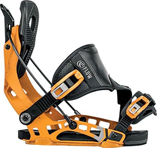 Flow NX2 Hybrid Snowboard Bindings 2018 - Men's Cadmium X-Large -  FF180129