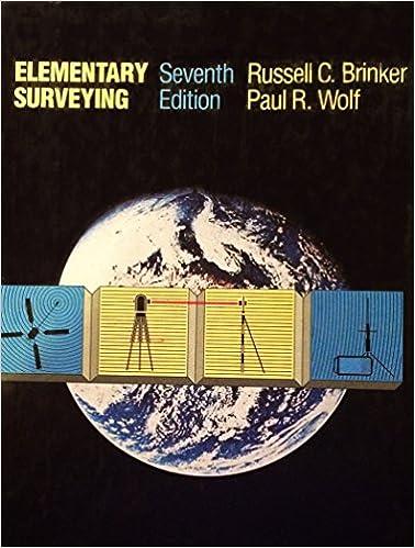 14th Edition Elementary Surveying