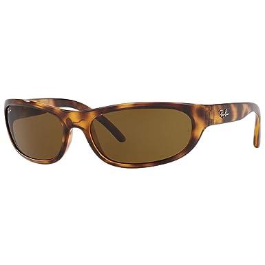 9c0fb51458 Amazon.com  Ray-Ban RB4033 642 73 Sunglasses Tortoise Brown Frame w ...
