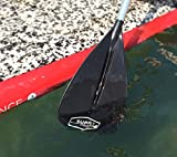 Adjustable SUP Paddle - 3 Piece Travel Stand Up Paddle -...