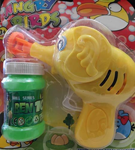 Ben 10 Elephant Bubble Gun