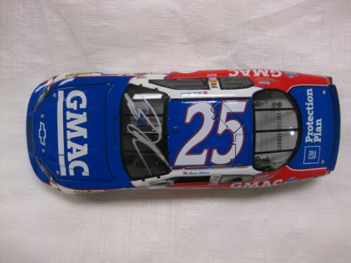 Nascar Brian Vickers #25 GMAC Standard Paint Scheme '06 Monte Carlo LE 1 of 96 1:24 Scale Car By Action Racing Collectables