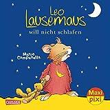 Maxi-Pixi Nr. 54: Leo Lausemaus will nicht schlafen