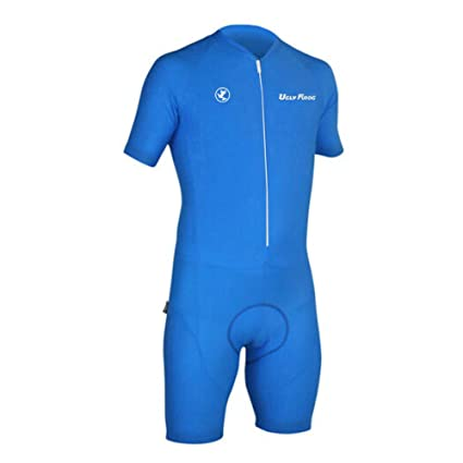 00d3f1b8c Image Unavailable. Image not available for. Color  Uglyfrog Summer Skinsuit Mens  Short Sleeve Cycle Jersey ...