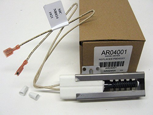 Replacement PB040001 Gas Range Oven Ignitor for Viking Rang