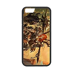 Diablo III iPhone 6 Plus 5.5 Inch Cell Phone Case Black yyfD-052437