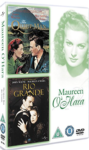 Maureen O'Hara Collection (The Quiet Man / Against All Flags / Our Man in Havana / Rio Grande / the Rare Breed / Lady Godiva of Coventry) [Region 2]