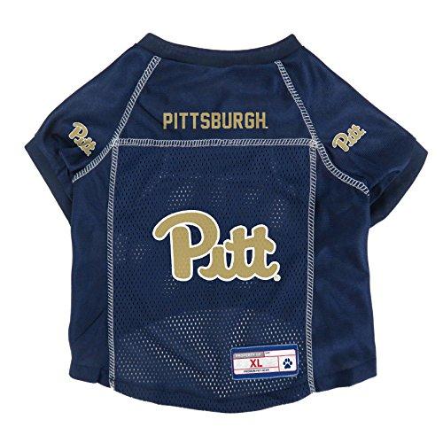 NCAA Pitt Panthers Pet Jersey, Medium