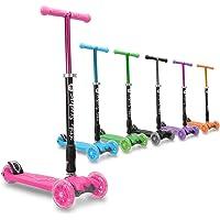 3StyleScooters® RGS-2 Patinete Scooter Tres Ruedas para Niños