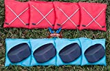 Victory Tailgate Custom Hockey Cornhole Bag Set (corn Filled)