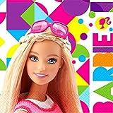 Barbie Sparkle Lunch Napkins (16ct)