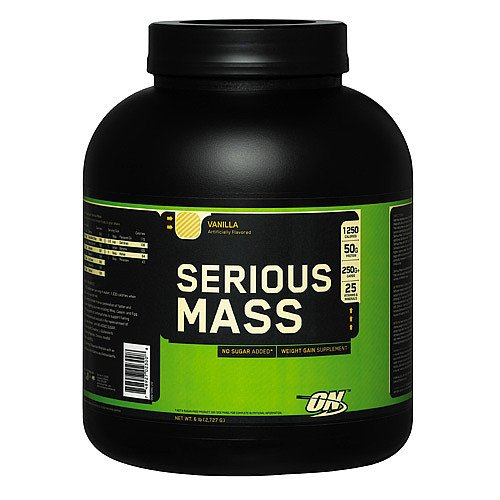 Optimum Nutrition Serious Vanilla Weight
