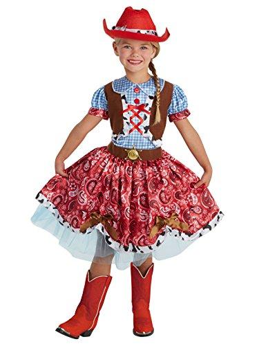 - Buckaroo Beauty Child Costume (4-6)
