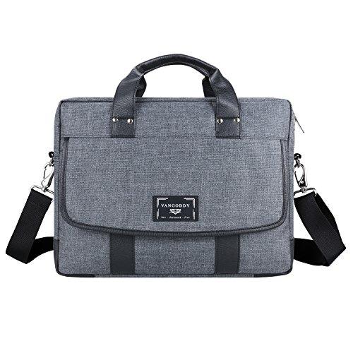 "Travel Notebook Sleeve Shoulder Bag 10.1""to 11.6"" fro Acer Aspire / Chromebook / One / Apple MacBook / Dell nspiron 11 / Chromebook / HP ProBook / EliteBook Rvolve / Pavilion x360 / Pavilion x2 -  Vangoddy"
