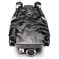 WRAPGRADE Mono Skin for DJI Mavic Pro (BLACK BUMPY CAMO)
