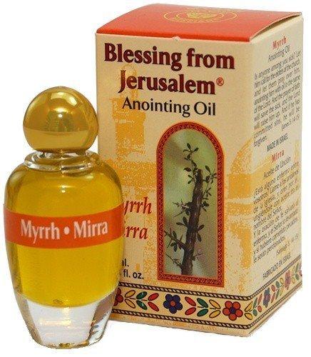 Myrrh Anointing Oil - Made in Israel by Ein Gedi