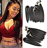 Material:Synthetic Hair Weave Bundles  Item Type:Hair Extensions Hair Extensions Type:Weaving Material:Human Made Synthetic Hair Bundles Synthetic Closure With Bundles Deals Hair Weft:Machine Double Weft Weaving Bundles Hair Extentions Qualit...