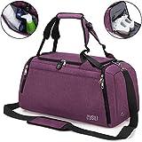 Purple Gym Bags