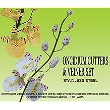 Oncidium (Dancing Lady) Orchid Gumpaste Cutter Set