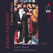 Pachelbel: Clavier Music 2 by Pachelbel (2010-08-10)