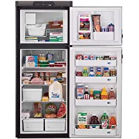 Dometic DM2852RB Americana Double Door RV Refrigerator - 2-Way, 8 Cubic Ft.