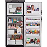 Appliances : Dometic DM2852RB Americana Double Door RV Refrigerator - 2-Way, 8 Cubic Ft.