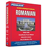 Romanian, Conversational: Learn to Speak and Understand Romanian with Pimsleur Language Programs by Pimsleur (2008-07-22)