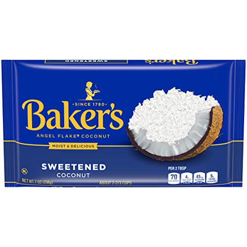 (Baker's Angel Flake Sweetened Coconut (7 oz Bag))