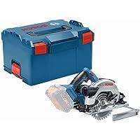 Bosch Professional 18V System Accucirkelzaag Gks 18V-57 (Zaagblad-Ø: 165 Mm, Zaagdiepte: 57 Zonder Accu'S En Lader, In L…