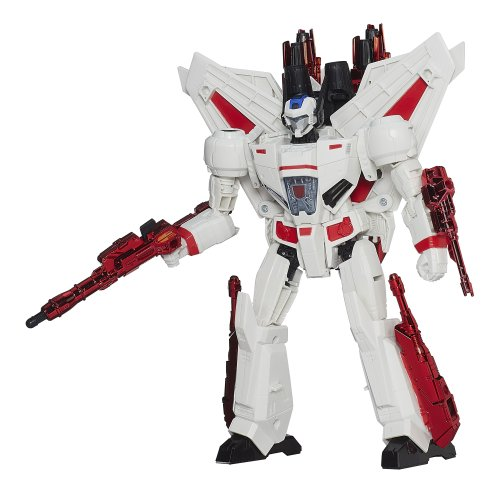 Transformers Generations Leader Class Jetfire Figure(Discontinued by manufacturer) (Transformers 2 Jetfire Toys)