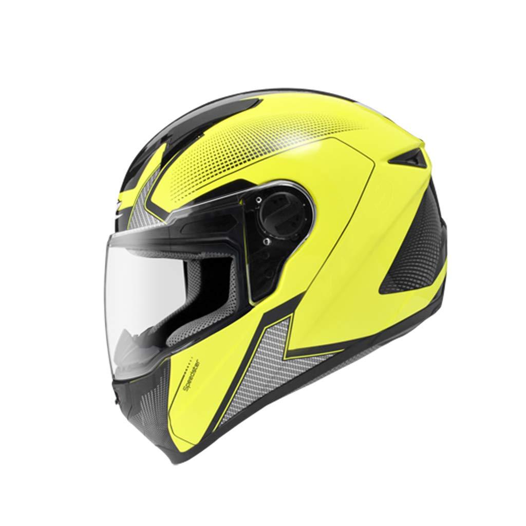 【特価】 ヘルメット オートバイヘルメット、冬の屋外フルヘルメットオールラウンドサイクリングメンズ女性の安全キャップペダル電気自動車 B07PYN3N8W ヘルメット B07PYN3N8W Black yellow Black L, Az-net手芸:1c4dfd23 --- a0267596.xsph.ru